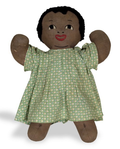 African American doll - Page