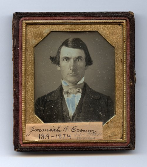 Jeremiah Root Brown - Page
