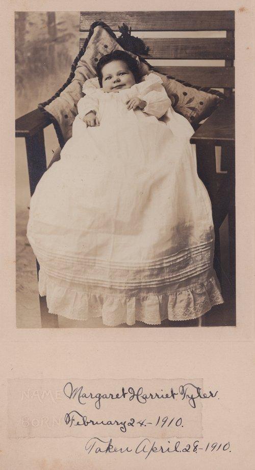 Margaret Harriet Tyler - Page