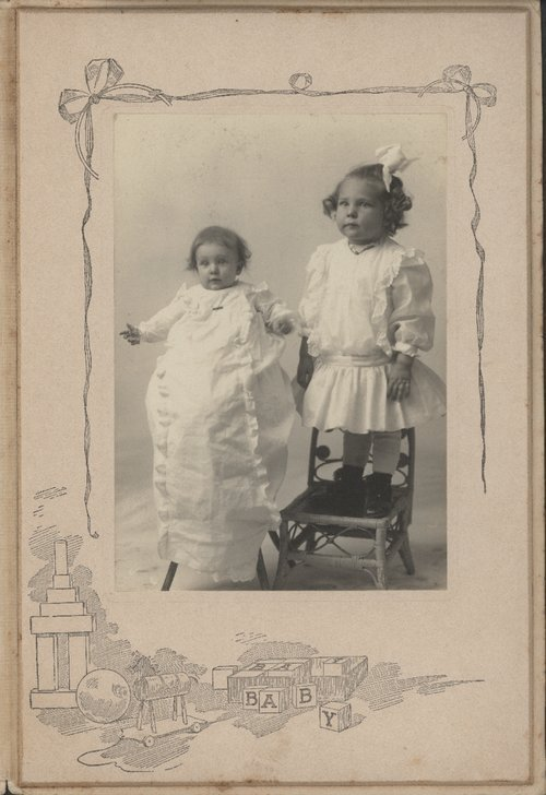Dorothy Lois & Margaret Harriet Tyler - Page