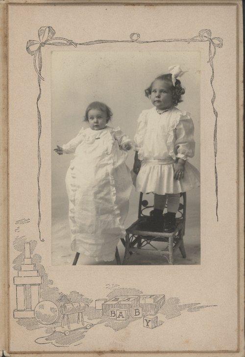Dorothy Lois & Margaret Harriet Tyler - Page