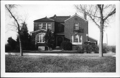 Residence, Hill City, Kansas - Page