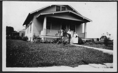 Albert and Lizzie Ehrsam residence, Bern, Kansas - Page