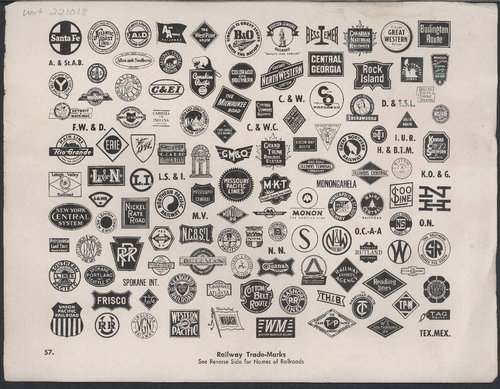 Railway trade marks - Page