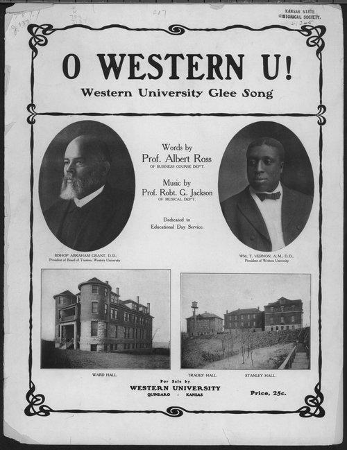 O Western U! - Page
