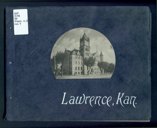 Lawrence, Kansas - Page