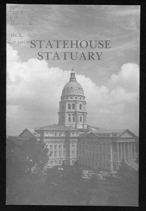 Kansas Statehouse statuary - Page