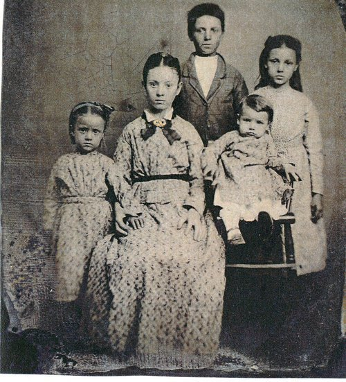 James D. and Nancy J. Dickson's children - Page