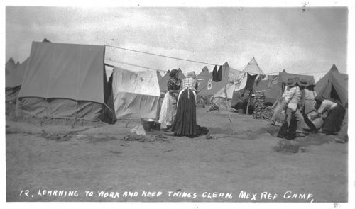 Mexican Relief Camp in Lane County, Kansas - Page