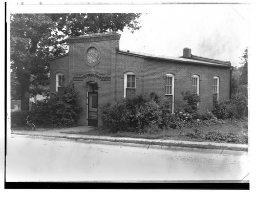 Brick school house, Wathena, Kansas - Page