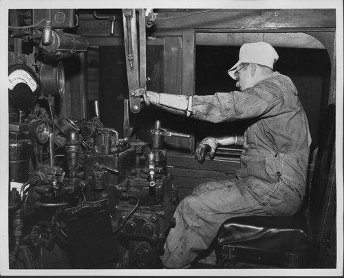 Atchison, Topeka & Santa Fe Railway Company engineer - Page