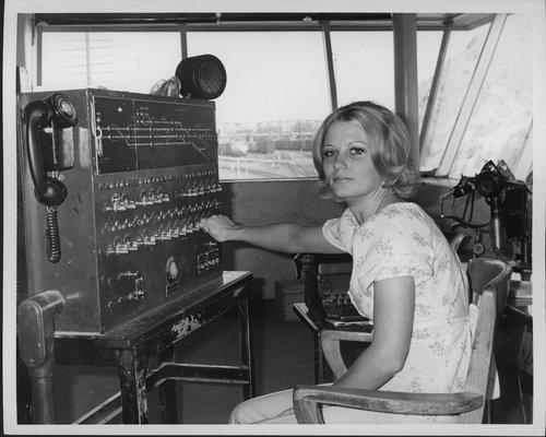 Atchison, Topeka & Santa Fe Railway Company tower operator - Page