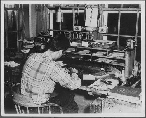 Atchison, Topeka & Santa Fe Railway Company dispatcher - Page