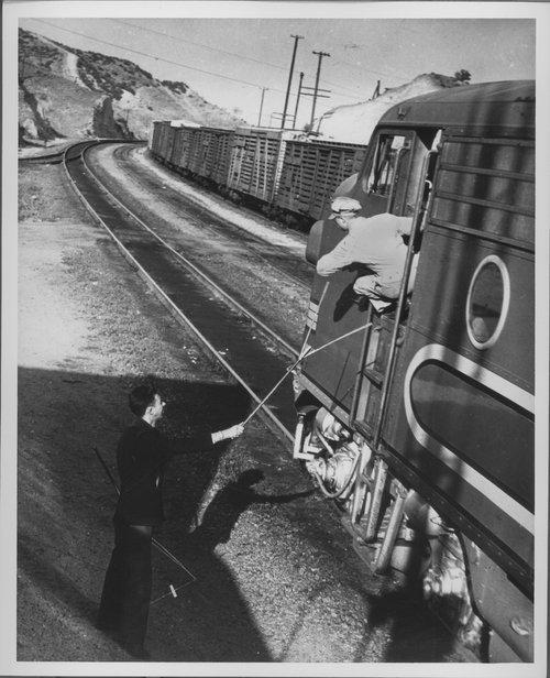 Atchison, Topeka & Santa Fe Railway Company fireman - Page