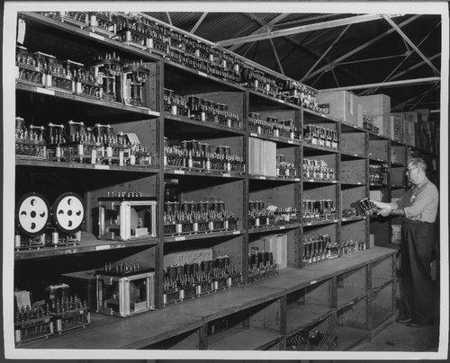 Atchison, Topeka & Santa Fe Railway Company's signal division facility, Topeka, Kansas - Page