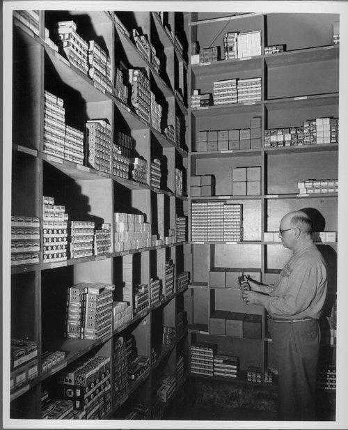 Atchison, Topeka & Santa Fe Railway Company's communications division, Topeka, Kansas - Page