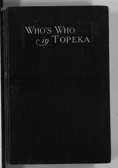 Who's who in Topeka - Page