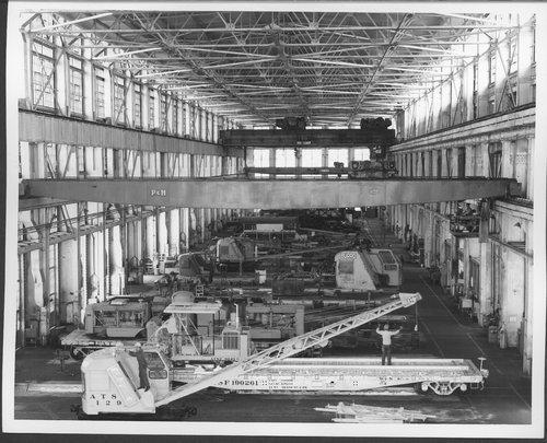 Atchison, Topeka & Santa Fe Railway Company's equipment shop, Albuquerque, New Mexico - Page