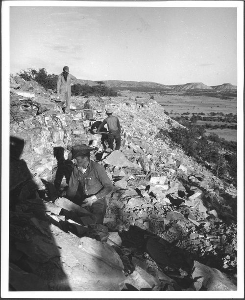 Atchison, Topeka & Santa Fe Railway Company workers, Grants, New Mexico - Page