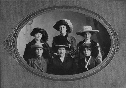 Women jury, Wamego, Kansas - Page
