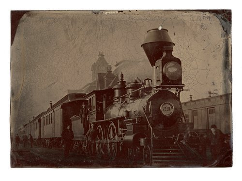 Engine #69 at Union Station, Kansas City, Missouri - Page