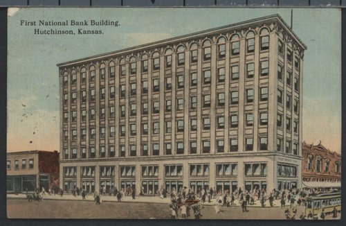 First National Bank building in Hutchinson, Kansas - Page
