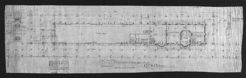 Atchison, Topeka & Santa Fe Railway Company's passenger depot, Fort Madison, Iowa - Page