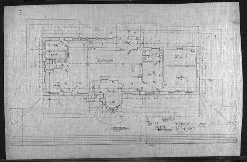 Atchison, Topeka & Santa Fe Railway Company's passenger depot, Fort Madison, Iowa. - Page