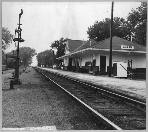 Union Pacific Railroad Company depot, Ellis, Kansas - Page