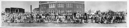 Osborne Grade School, Osborne, Kansas - Page