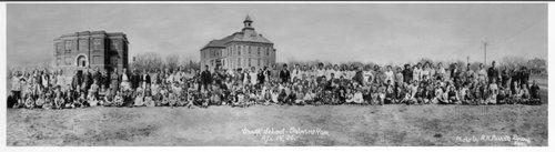 Grade school, Osborne, Kansas - Page