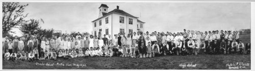 Portis public school, Portis, Kansas - Page