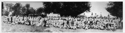 Tent revival, Osborne County, Kansas - Page