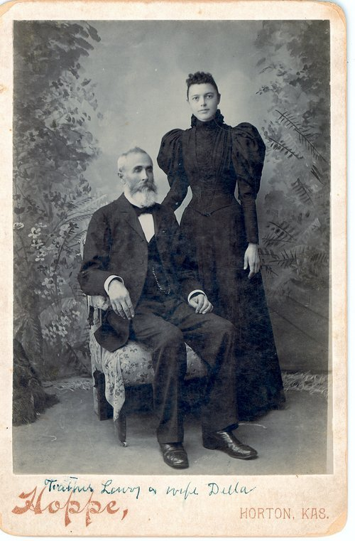 George Edward Lowry and Della Moose-Lowry - Page