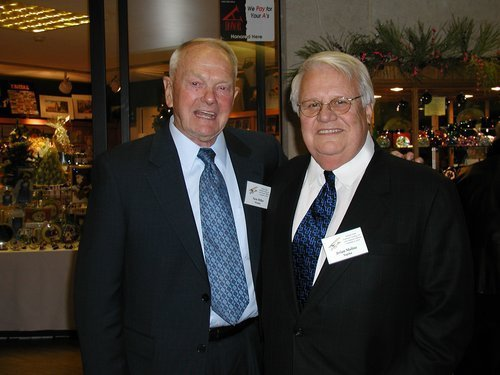 Vern Miller and Brian Moline