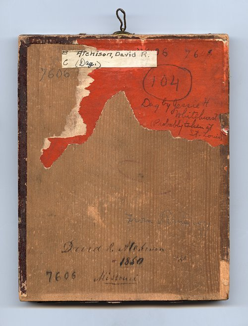 David Rice Atchison - Page
