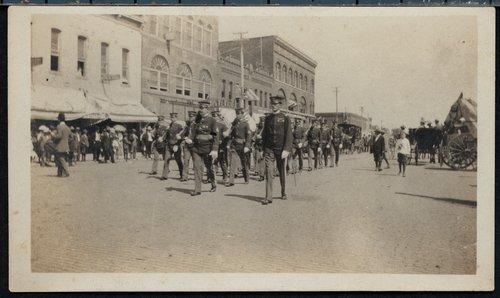 Return of 20th Kansas Volunteer Infantry, Iola, Kansas - Page