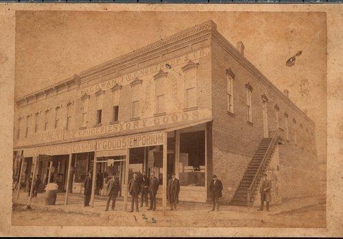 Northrup Store, Iola, Kansas - Page