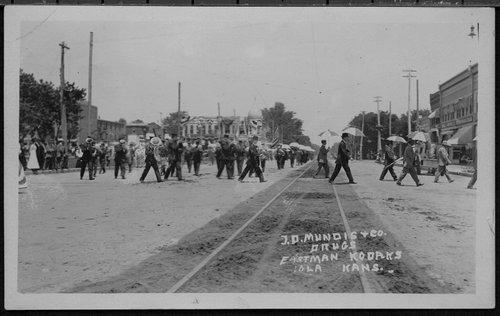 Parade, Iola, Kansas - Page