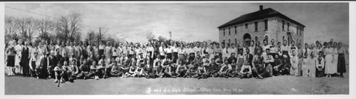 Alton school, Alton, Kansas - Page