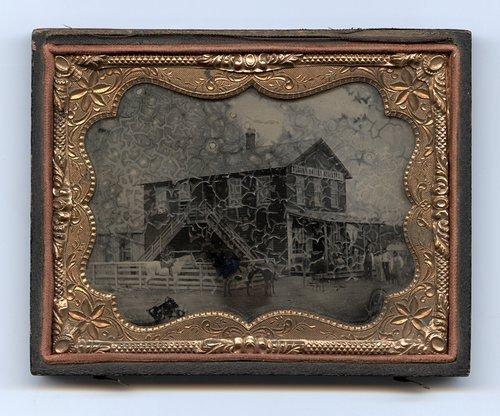 Neosho Valley Register, Burlington, Kansas Territory - Page