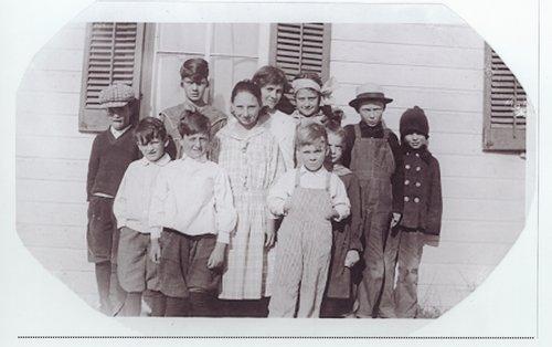 Cottonwood School, Osborne County, Kansas - Page