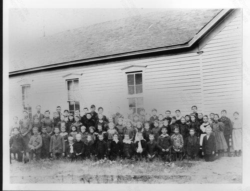 Portis School, Portis, Kansas - Page