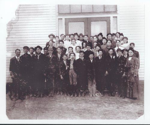 Portis High School, Portis, Kansas - Page