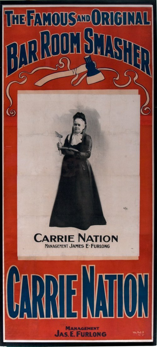 Carry Nation poster - Page