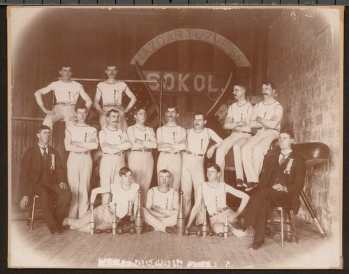 Bohemian Athletic Club, Wilson, Kansas - Page