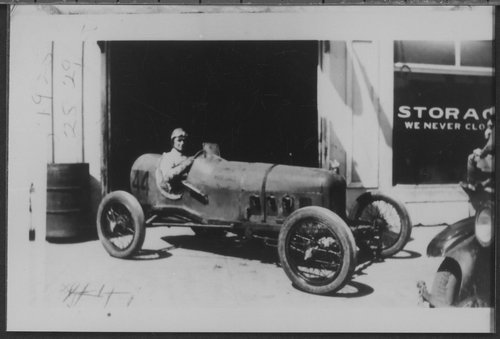 Race car in Logan County, Kansas - Page