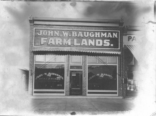 John W. Baughman's land office, Liberal, Kansas - Page