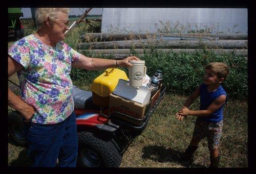 Nelson and Enola Dreier, Hesston, Kansas - Page