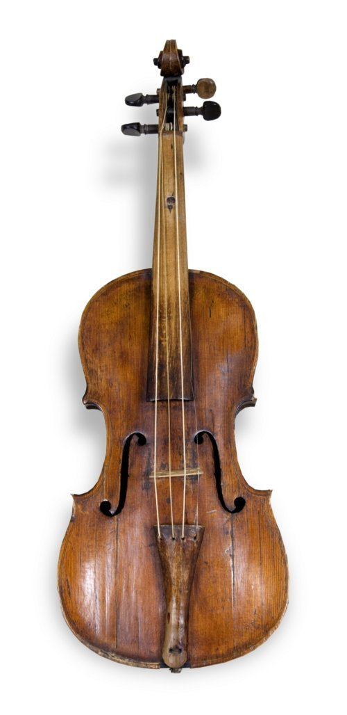 Violin - Page